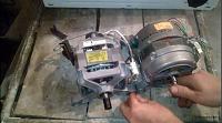 фото двигателя стиральной машины индезит